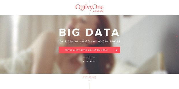 Link zur Website von A Day in big Dataa