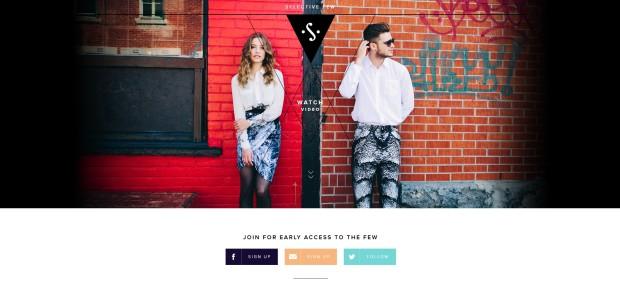 Link zur Website von Selective Few